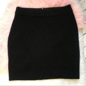 ModCloth Black Pencil Skirt Sz 1X
